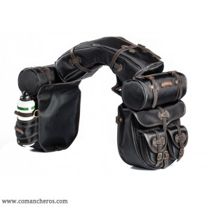 Trekking saddlebags