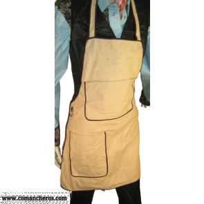 Two-pocket Apron