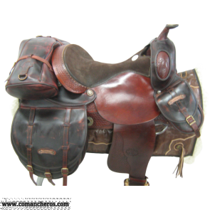 Western Billy Cook Saddle