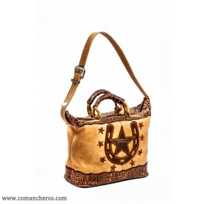 Western Leather Bag