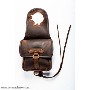 western mini pommel bag