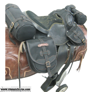 Western Pony Saddle