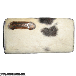 Woman Wallet in cow hair