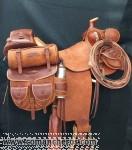 Western Texas Saddle