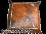 Leather Empty Pocket Tray