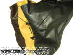 Western Scarf Leather